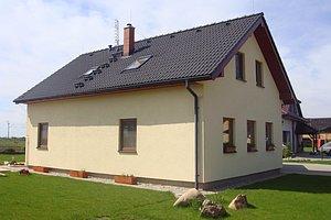 Levné nízkoenergetické domy