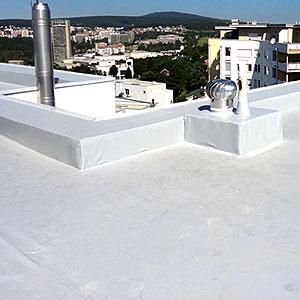 Jak se stavi střecha