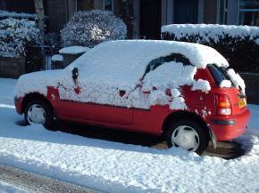 Úklid sněhu: Kdy máme povinnost odklízet sníh?