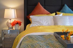 Kvalitní ložní povlečení podpoří spokojený spánek