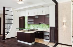 Styl bydlení podle kuchyňské desky